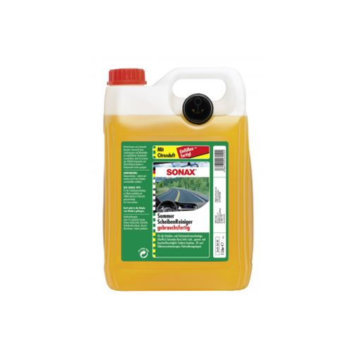 נוזל שמשות מוכן לשימוש 5L