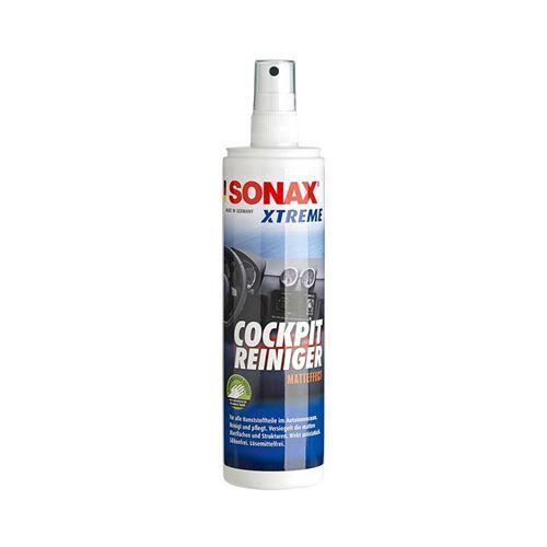 מנקה דשבורד מקצועי (אפקט מט) SONAX