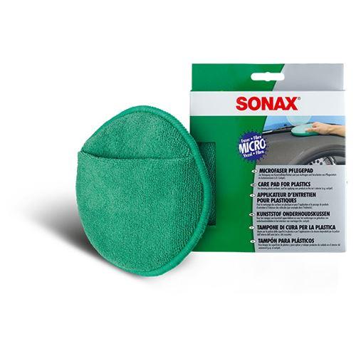פד מיקרופייבר לניקוי הרכב SONAX