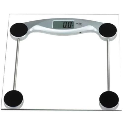 משקל אדם איכותי מזכוכית משוריינת צג דיגיטלי Shazar
