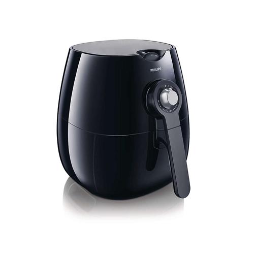 מכשיר טיגון ללא שמן 0.8 ליטר צבע שחור מבית Philips