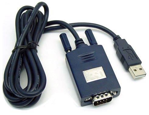 כבל ממיר סריאלי USB TO SERIAL COM