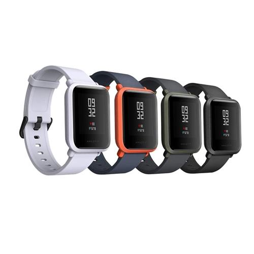 שעון חכם - כולל מד צעדים חיבור אלחוטי דופק ו- GPS