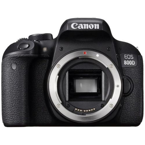 """מצלמה דיגיטלית קנון EOS 800D + עדשה 18-270 מ""""מ"""