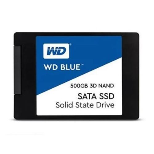 כונן פנימי 3D NAND SATA SSD מסדרת ™500GB WD Blue