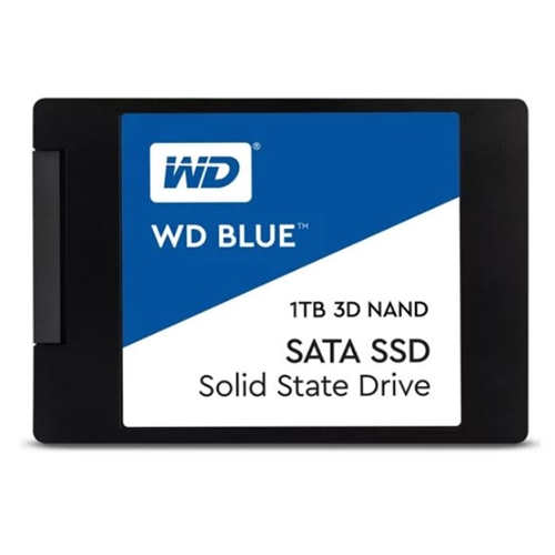 כונן פנימי 3D NAND SATA SSD מסדרת ™1TB WD Blue