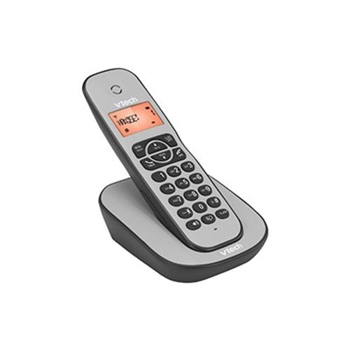 טלפון דק שחור Vtech דגם CS1000