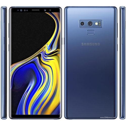 סמארטפון Samsung Galaxy Note 9 128GB צבע כחול