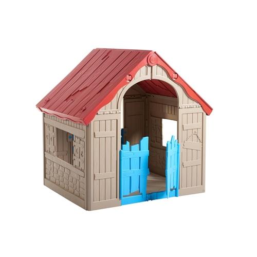בית משחק ילדים מתקפל בעיצוב ייחודי KETER