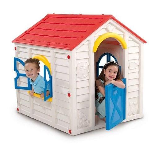 בית ילדים רנצ'ו בהרכבה פשוטה ללא כלים KETER