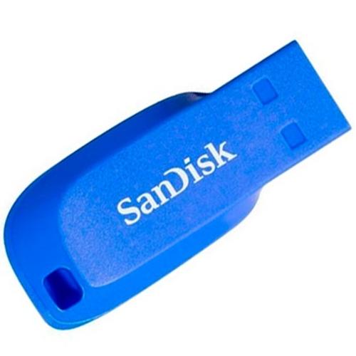 דיסק און קי בנפח 64GB מבית SanDisk כחול