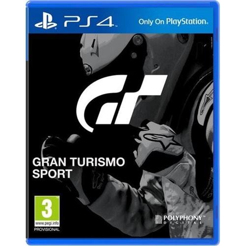 הלהיט המטורף GRAN TURISMO SPORT לפלייסטיישן 4