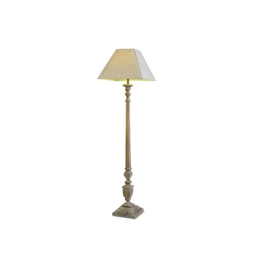 מנורת עמידה בעיצוב ייחודי ובסגנון מודרני ביתילי