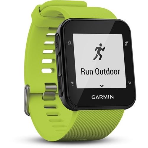 שעון ספורט חכם בצבע ירוק Forerunner 35 מבית Garmin