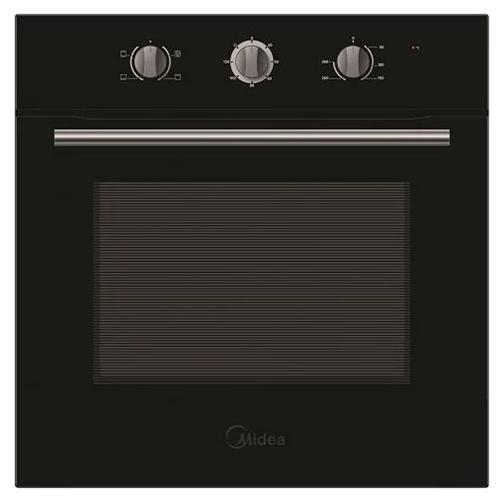 תנור בנוי בנפח 70 ליטר דגם 65CME10004 זכוכית שחורה