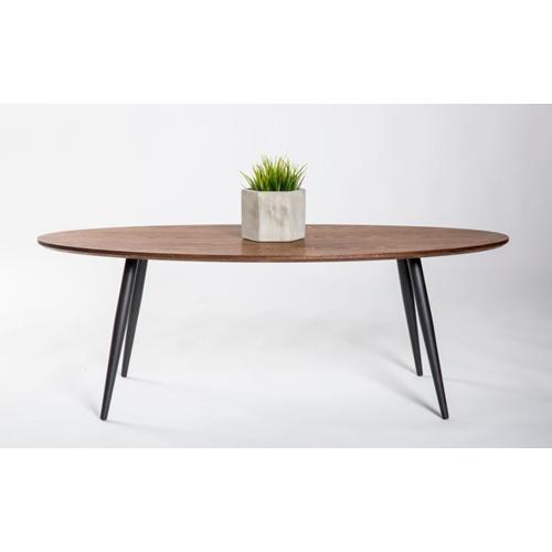 שולחן קפה מעץ טבעי בסגנון מודרני ייחודי TAKE IT