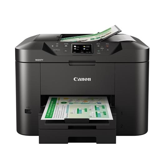 מדפסת דיו אלחוטית משולבת דגם MB2755 מבית Canon