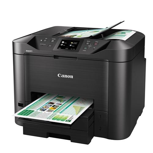 מדפסת דיו אלחוטית משולבת דגם MB5455 מבית Canon