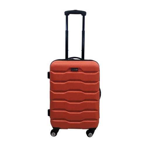 """מזוודת טרולי ABS בגודל 20"""" חזקה ואיכותית לטיולים"""