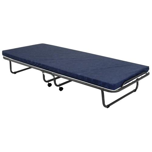 מיטה מתקפלת איכותית ניידת עם מזרן לאירוח ולקמפינג