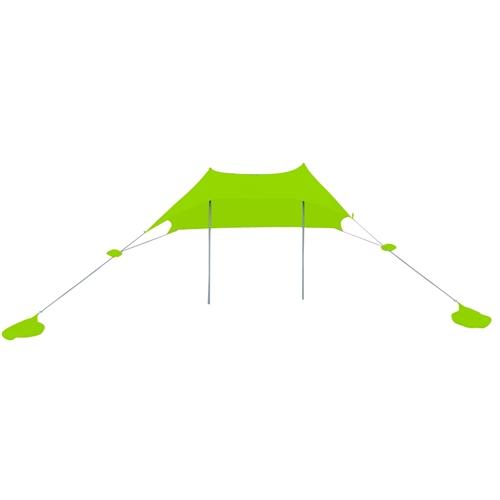 ציליית חוף לייקרה בייסיק גדולה איכותית בית CAMP IN