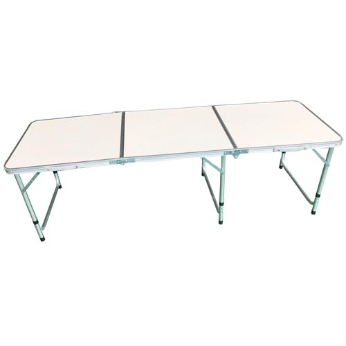 שולחן אלומיניום איכותי מתקפל 1.80 מטר מבית CAMP IN