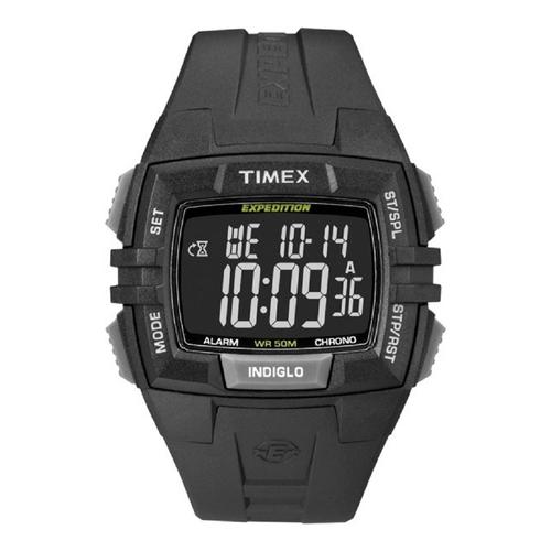 שעון יד דיגיטלי בעיצוב ייחודי לגבר מבית TIMEX