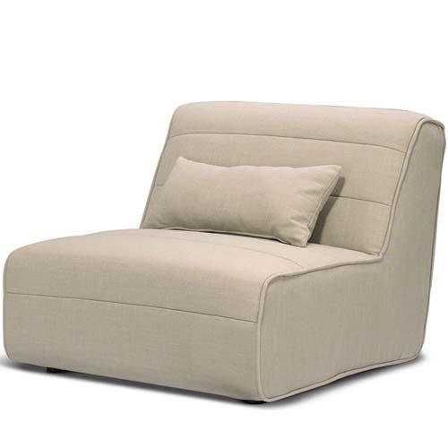 כורסת ישיבה בסגנון מודרני וייחודי ביתילי