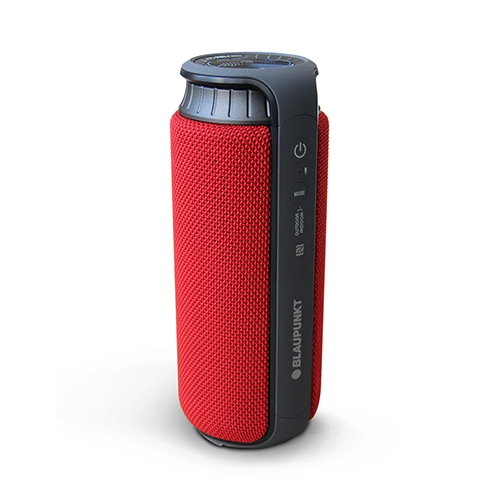 רמקול נייד Bluetooth איכותי 360 מעלות מעוצב אלגנטי