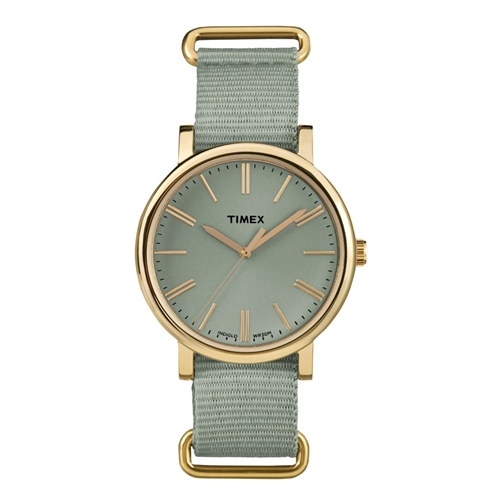 שעון יד אנלוגי אופנתי מעוצב לאישה מבית TIMEX