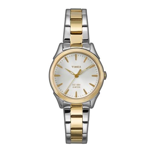 שעון יד אנלוגי מעוצב וייחודי לאישה מבית TIMEX