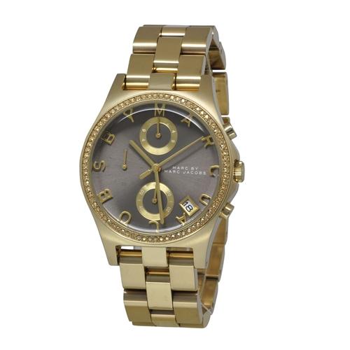 שעון יד אנלוגי מרהיב וייחודי לאישה MARC JACOBS