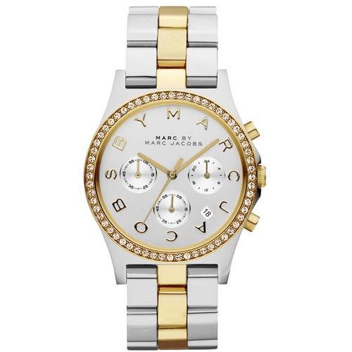 שעון יד אנלוגי בעיצוב מדהים לאישה MARC JACOBS