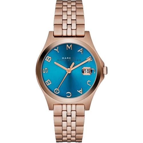 שעון יד אנלוגי במראה יוקרתי לאישה MARC JACOBS