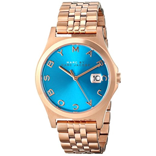 שעון יד אנלוגי במראה יוקרתי יוניסקס MARC JACOBS