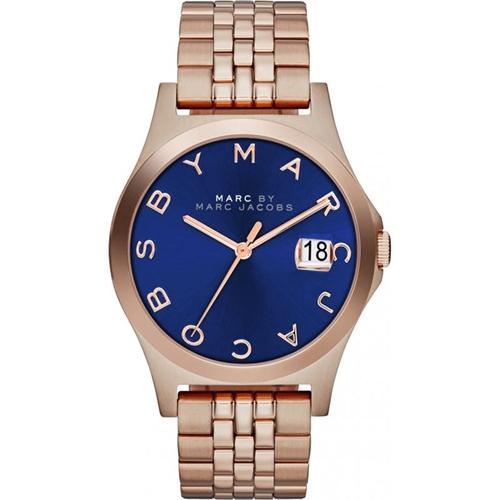 שעון יד אנלוגי אלגנט מעוצב לאישה מבית MARC JACOBS