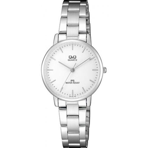 שעון יד אנלוגי יוקרתי וייחודי לאישה מבית Q&Q