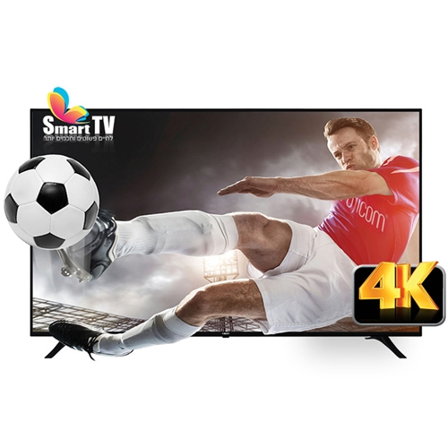 "טלוויזיה 75"" LED SMART 4K דגם: FJ-75U900"