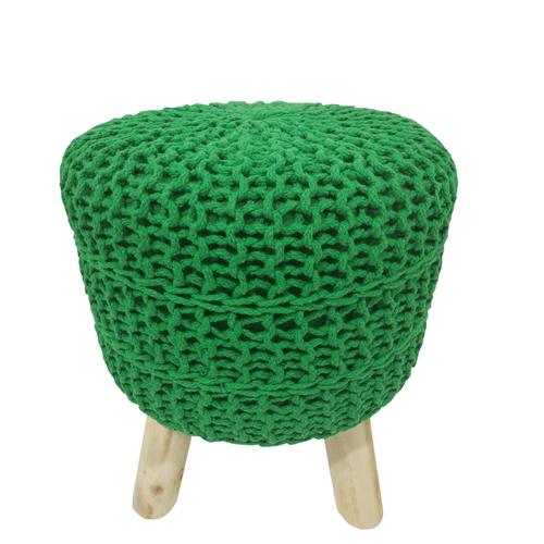 הדום ירוק מעוצב למראה אפנתי וייחודי לסלון ביתילי