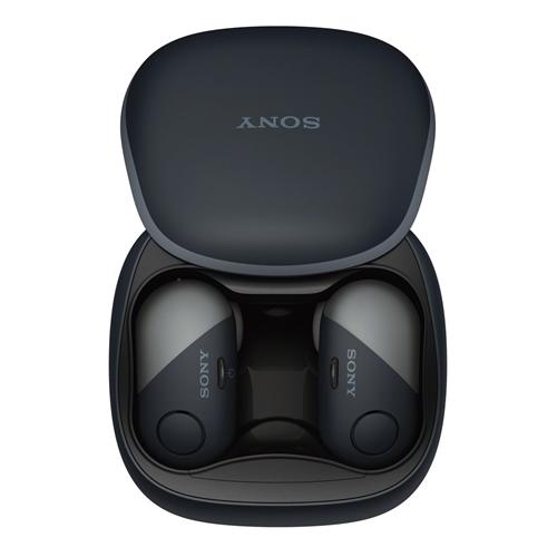 אוזניות ספורט SONY True Wireless דגם WF-SP700