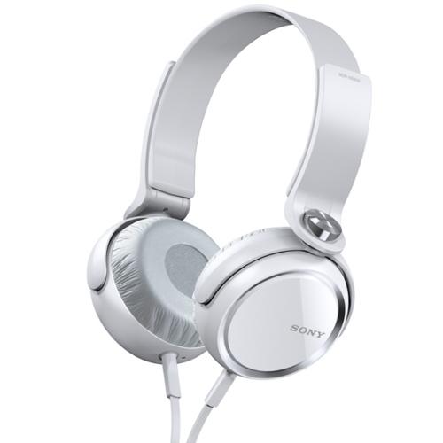חיסול מלאי אוזניות מעל האוזן דינמיות מרופדות SONY
