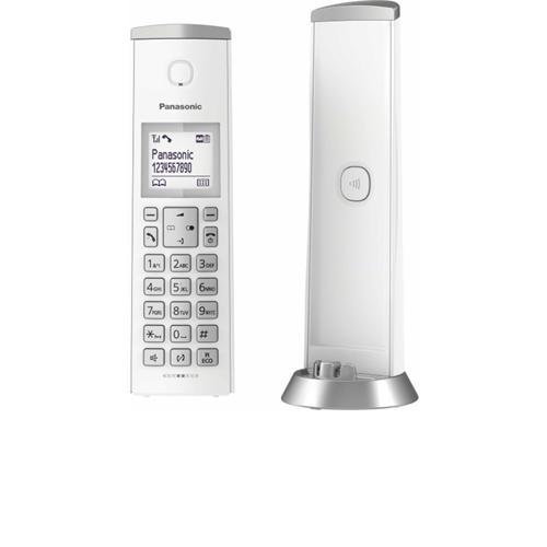 טלפון אלחוטי מעוצב ארגונומי KX-TGK210MBW