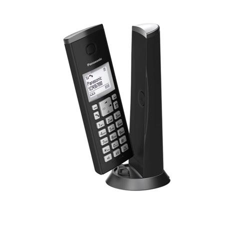 טלפון אלחוטי מעוצב ארגונומי KX-TGK210MB