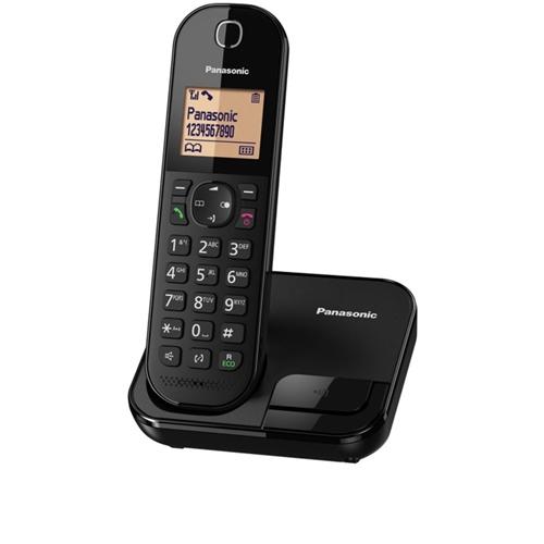 """טלפון אלחוטי צג מואר 1.6"""" KX-TGC410MBB"""