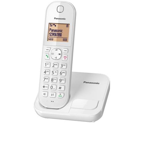 "טלפון אלחוטי צג מואר 1.6"" KX-TGC410MBW"