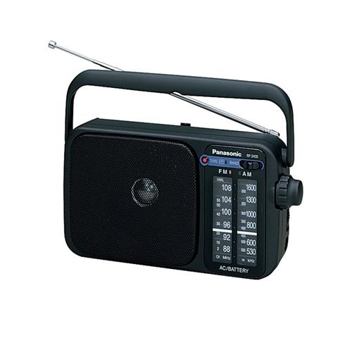 מערכת שמע ניידת למשרד לבית ולטיולים מבית PANASONIC