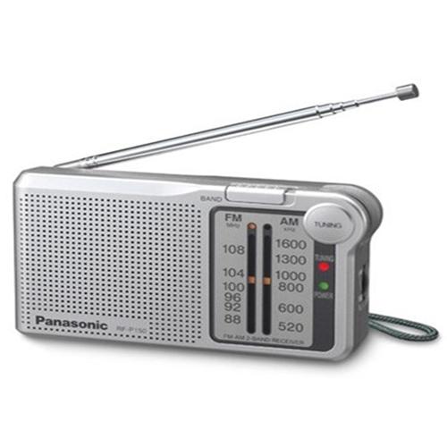 רדיו טרנזיסטור קומפקטי ועמיד מבית PANASONIC