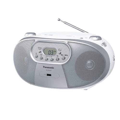 מערכת שמע סטריאופונית ניידת מבית PANASONIC