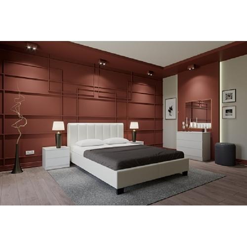 חדר שינה קומפלט כולל 2 שידות וקומודה מבית GAROX