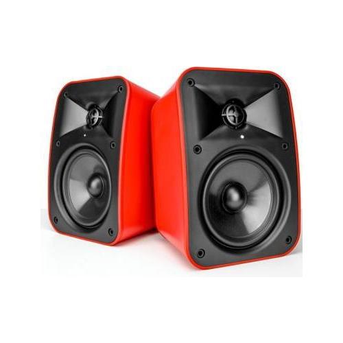 זוג רמקולי Bluetooth ניידים עם צליל סטריאו מרשים!